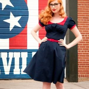 Pinup Couture swing dress